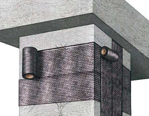 Усиление колонн
