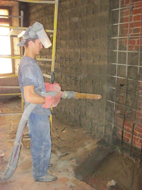 Торкретирование бетона цена бетон барнаул заказать